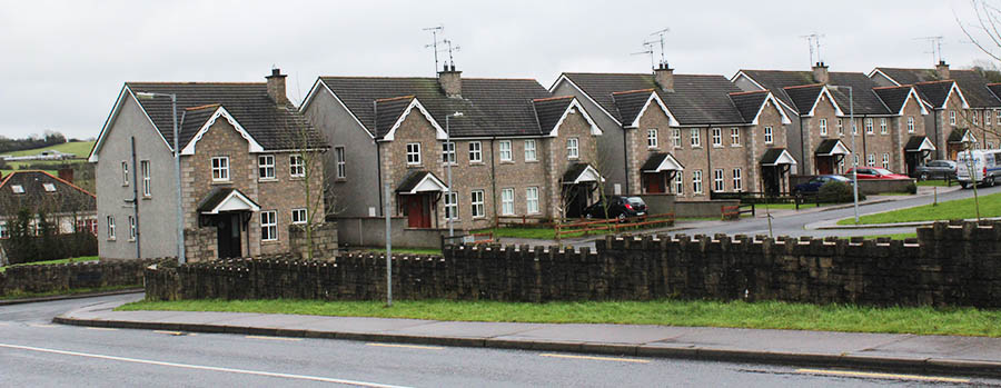 Hillcrest Housing Estate