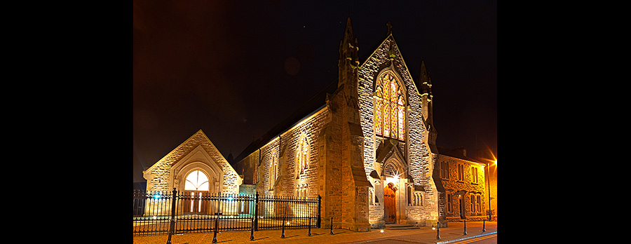 St. Joseph's Church, Park St. Restoration